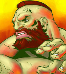 Zangief by UdonCrew by timchris