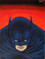 Batman Painting by timchris