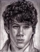 Nick Jonas by Amelia-Beth