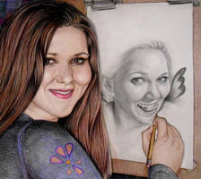 Draw Yourself Silly by Amelia-Beth