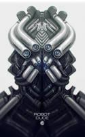 Robot Dude by simonfetscher