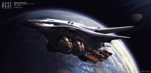 UCSF Orbital Survey Shuttle by simonfetscher