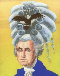 George Washington by JenMussari