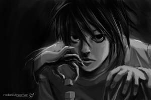 L's Darkness by vihena