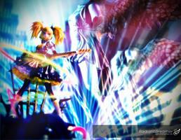 Rockin' With Rin by vihena
