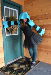 Pixie Shrug for sell by GoupyCat