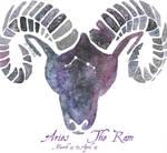 Aries The Ram by stina-starryeyed