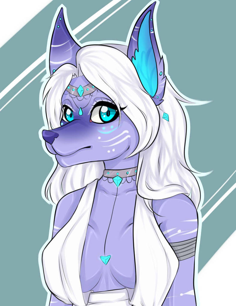 comision bust by Diecchii