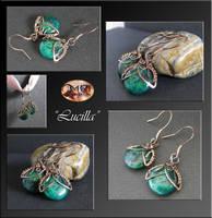 Lucilla- earrings by mea00