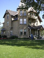 Prince House, Heritage Park by calzephyr