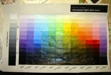 Third colour chart, woo by calzephyr