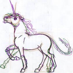 Fahren Sketch by calzephyr
