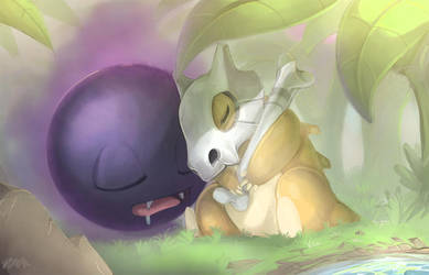 PKMN: Sleepy by RattledMachine
