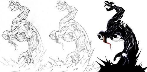venom evolution by Snakeyboy