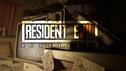 Resident Evil 7 Game Wallpaper #02 by Snakeyboy