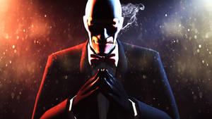 SFM| Portrait of an Assassin Remade by Atlasuir