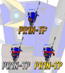 PR1N-TP but you can call him Prinnytrap by 0Anesthetic4u
