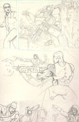 comic book page pencil sketch5 by indian-prophet
