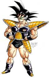 Goku-Ginyu 2 by BK-81