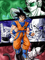 Saiyan saga reloaded by BK-81