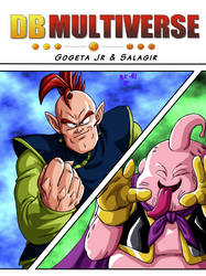 DBM Buu vs South Kaioshin by BK-81