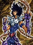 Phoenix Ikki Episode G version by BK-81