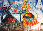 Contemporary Drawing raphael perez  Modern Israel by shharc