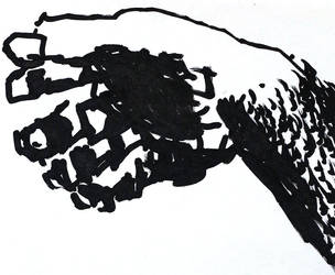 hands drawings raphael perez hand drawing ink art by shharc