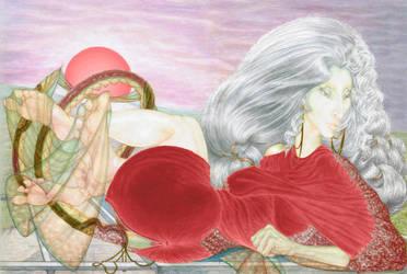 882 Albaida red by marisoly