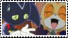 Bokkun/Cream stamp by SugarGalaxy