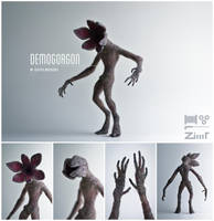 [AT] Demogorgon by ZimtHandmade