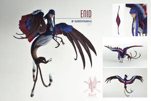 [AT] Enid by ZimtBeadwork