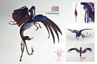 [AT] Enid by ZimtHandmade