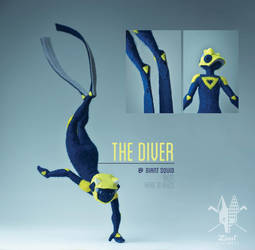 [NF] The Diver by ZimtHandmade