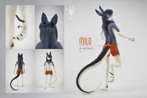 [AT] Milo by ZimtBeadwork