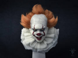 [NF] Pennywise bust by ZimtBeadwork