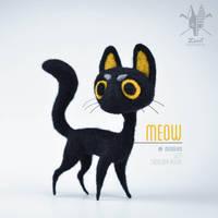 [$] Meow by ZimtBeadwork