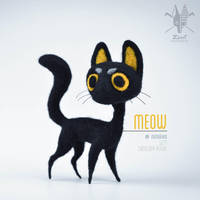 [$] Meow by ZimtHandmade