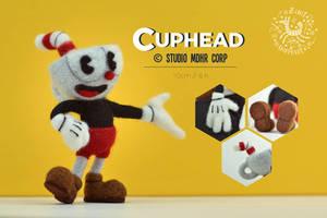 [NF] Cuphead by ZimtHandmade