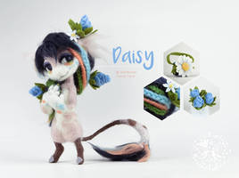 [$] Bagbean Daisy by ZimtHandmade