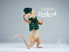 [NF] Captain Denford by ZimtHandmade