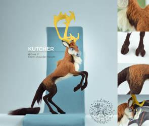 [NF] Kutcher by ZimtHandmade