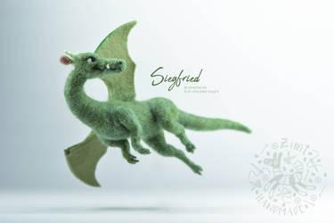 [$] Siegfried by ZimtHandmade