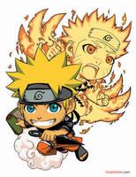 Naruto by Graphitebite