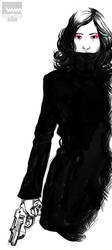 Lady Vengeance by Graphitebite
