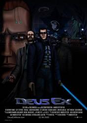 Deus Ex - Final Movie Poster by Jed-Stuart