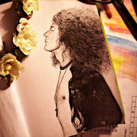 Robert Plant by jennykehl