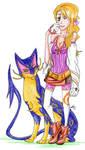Pokemon Mascot Entry by Shyaree