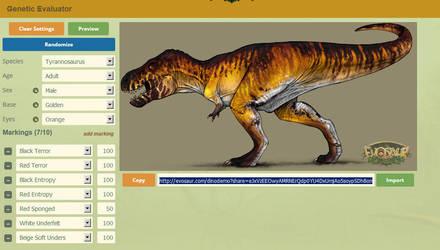 Evosaur: Customizator by mrXylax