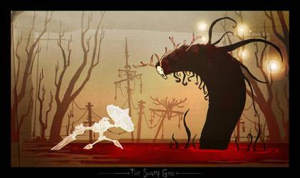 Swamp God by Ratrien
